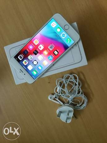 iPhone 6 Plus 64gb with box and all accessories With warranty