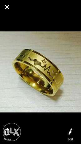 falling in love ring