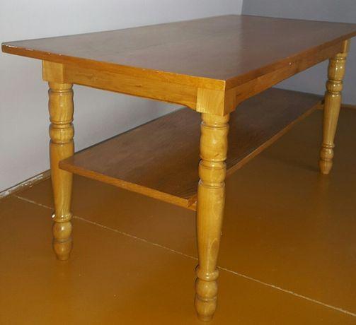Stolik Kawowy Drewniany Zabiele Olxpl