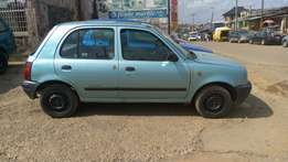 Foreign used Auto - Drive Nissan MICRA