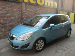2013 Opel Meriva 1.4 T enjoy