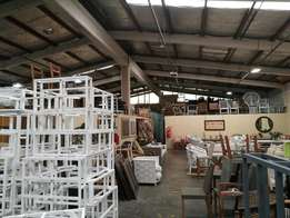 Commercial Factory Space to Let in Westmead