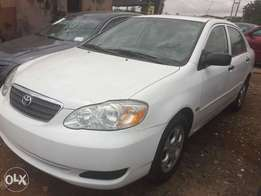 Toyota Corrolla Toks/Imported For Quick Sale