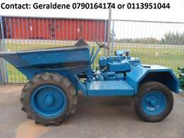 Benford 1Ton Concrete Dumper Priced To Go R17000 Dont Miss Call Now