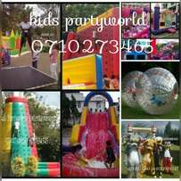 one stop hire for bouncing castles, trampolines,castle,tents,chairs,b