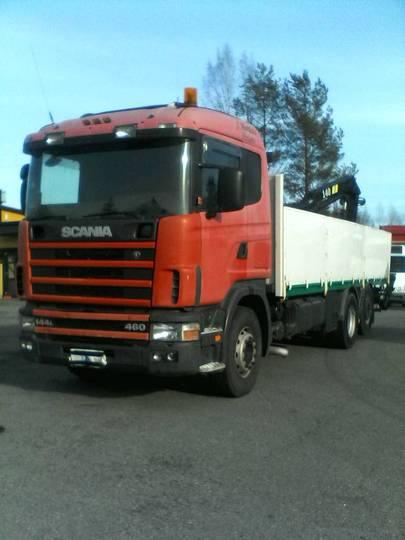 Scania R 144 Lb - 1997