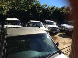 Toyota Hilux and more bakkies for sale
