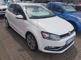 Volkswagen Polo GP 1.2 TSI HighLine 81KW