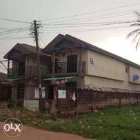 A 30stores Shopping Complex for sale Close to New Benin.