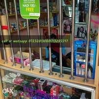 Cosmetic shop for sale