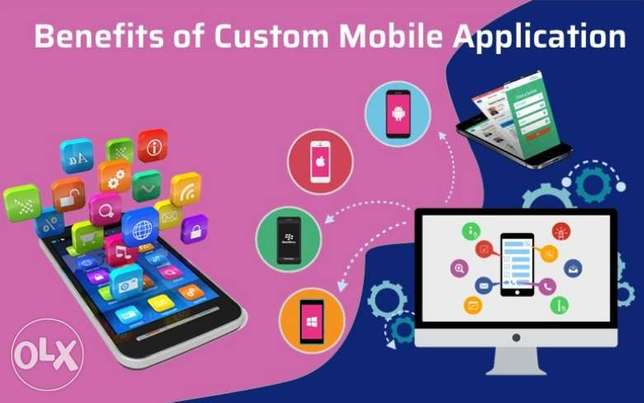 Mobile Application Development Services Android App IOS App Website