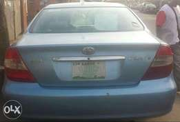 Toyota Camry 2003 Registered