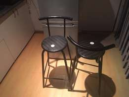 2 brand new bar stools for sale