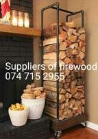 Dry firewood, with free delivery