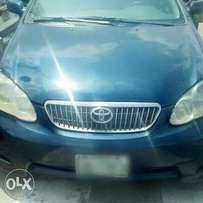2006 Toyota Corolla Sport registered for sale