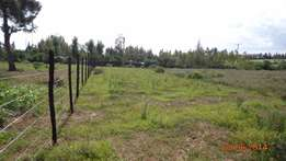 A prime one acre plot at Nanyuki