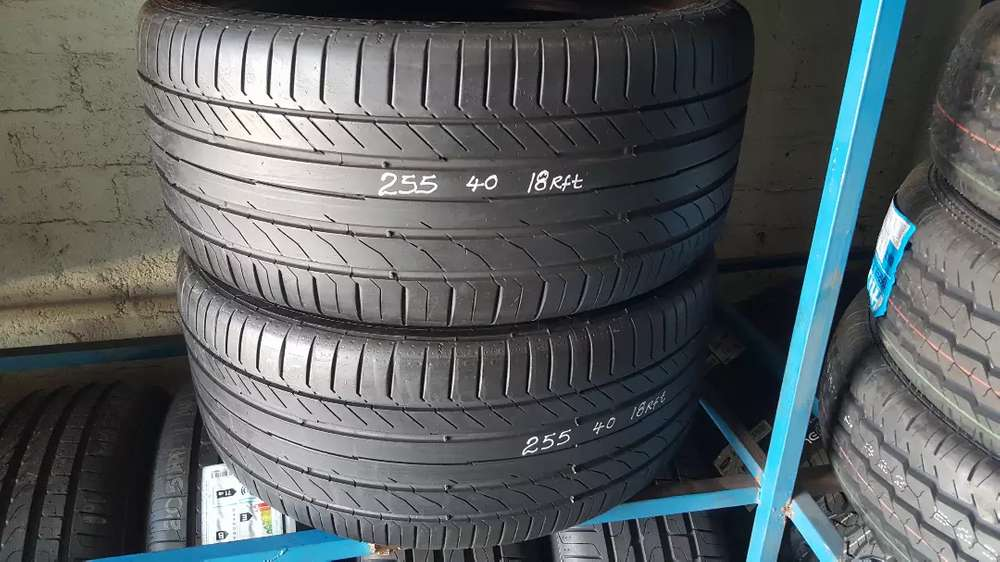 Continental Run Flat Tires >> F30 Bmw Continental Run Flat Tyres With 90 Life