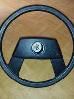 Ford Escort Steering Wheel