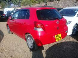 Toyota vitz finance arranged and allowed.