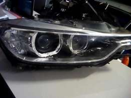 F 30 xenon no machine headlight