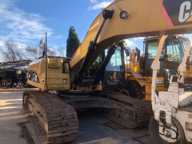 Caterpillar 329 DL - 2011