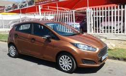 2013 Ford Fiesta 1.4i Ambiente Automatic For Sale