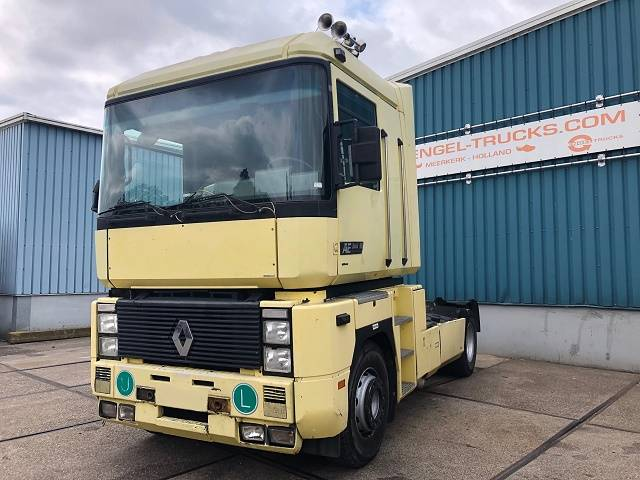 Renault AE380 MAGNUM (REDUCTION AXLE / MANUAL PUMP AND INJECTORS ... - 1995