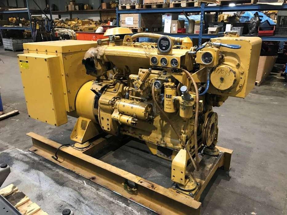 Caterpillar 3304 - Marine Generator Set 106 kVa - DPH 104942 - 1995