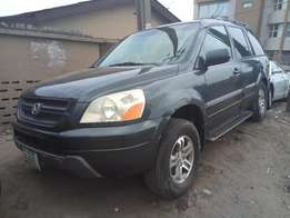 super clean honda pilot 2005 First Body,Very sharp car, perfect
