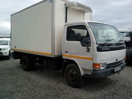 Nissan UD40 with Cooler
