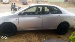 Toyota Corolla 2005 Silver for sale