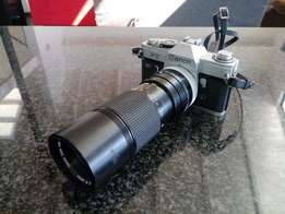 Vintage camera Canon FT
