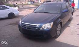 Buy and drive a clean neatly avalon toks