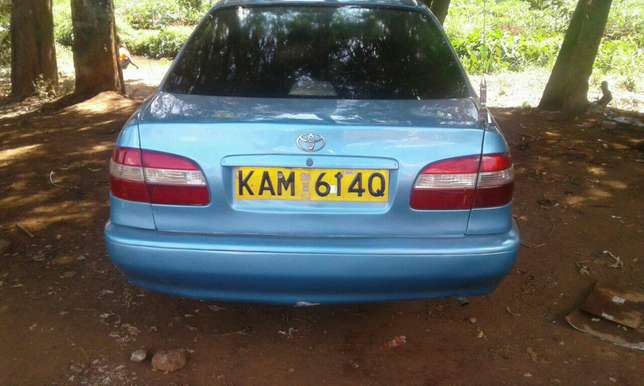 Quick sale! A super clean Toyota 110 KAM available at 350k neg! Naivasha - image 2