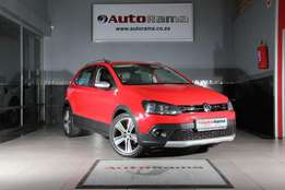 2012 Vw Polo 1.6TDi Cross 5Dr