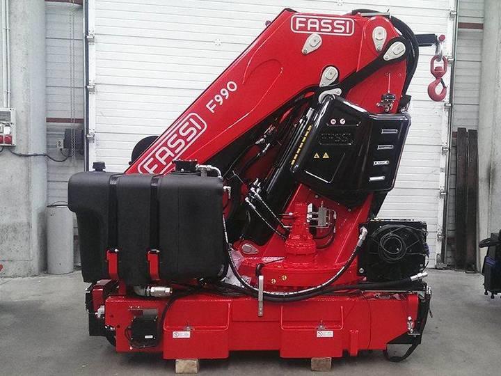 Fassi F990ra.2.28 Xhe-dynamic - 2019