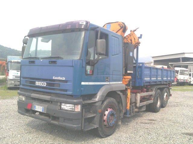 Iveco EUROTEK 240E38 - 1995