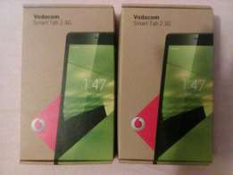Vodacom smart tab 2 3G both tablets