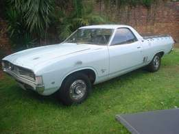 ford ranchero 500 v8 auto classic to swop for modern bakkie,why