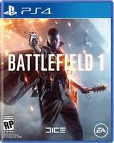 PS4 Battlefield 1 For Sale.