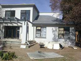 Exterior and Interior painting and plastering