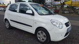 Kia Picanto 1.1, 2009,R59900. Finance & Trade-in's welcome. Price Neg.