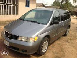 Buy and Use Clean Honda Odyssey