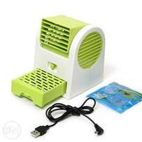 USB mini fan/air conditioner cooler