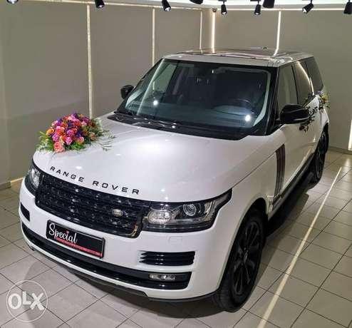 Special wedding cars and events