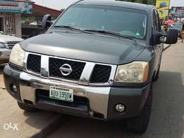 Very clean Nissan Titan for sale.