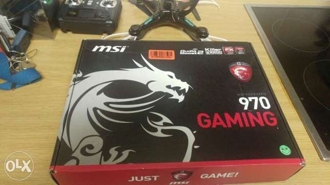 AMD FX 8320 + MSI 970 Gaming To Swap For i7 + Mobo (Z77 or X58) Umhlanga Rocks - image 1
