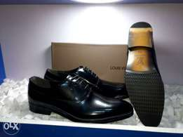 Louis Vuitton black shoe