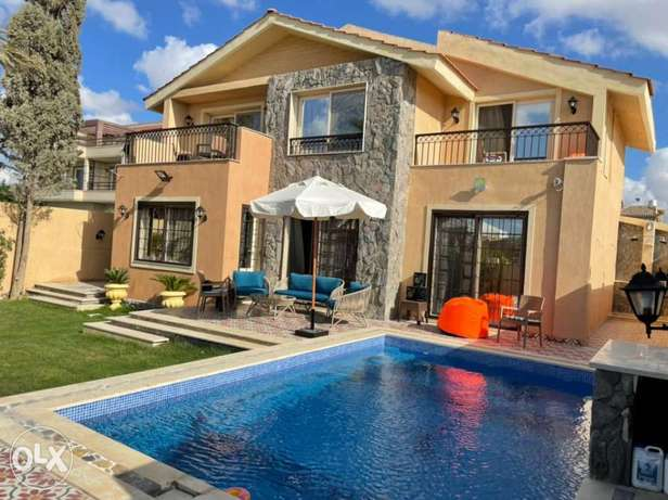 Villa for Monthly Rent in King Matioutt