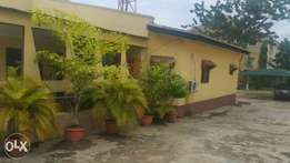 3units of 2bedroom bungalow on 2200sqm in maitama for sale